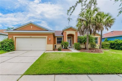 11709 Holly Creek Drive, Riverview, FL 33569 - MLS#: T3115499