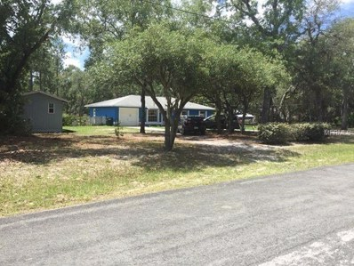 6494 W Liberty Lane, Homosassa, FL 34448 - MLS#: T3115833