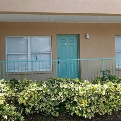 5816 Congress Street UNIT 104, New Port Richey, FL 34653 - MLS#: T3115889