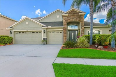 11451 Newgate Crest Drive, Riverview, FL 33579 - MLS#: T3115897