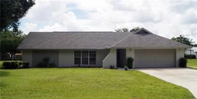 3419 Wheeler Street, Dover, FL 33527 - MLS#: T3115909