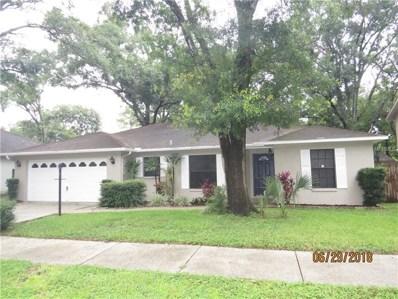 1313 W Carissa Court, Tampa, FL 33604 - MLS#: T3115978