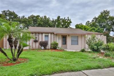 1007 Park Street, Seffner, FL 33584 - MLS#: T3116013
