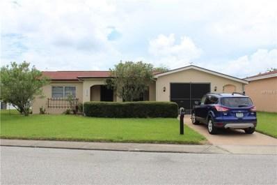 9826 Glen Moor Lane, Port Richey, FL 34668 - MLS#: T3116019