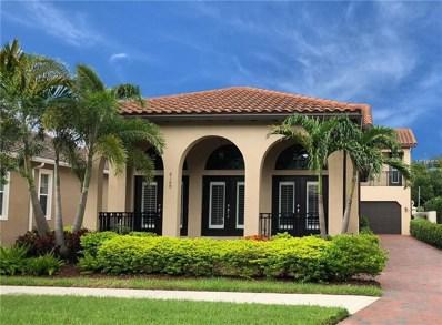 6109 Yeats Manor Drive, Tampa, FL 33616 - MLS#: T3116049