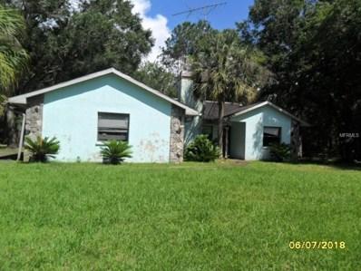 8400 Quail Run Drive, Wesley Chapel, FL 33544 - MLS#: T3116077
