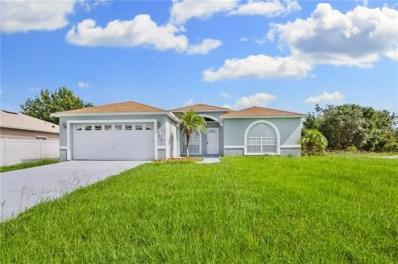 542 Hummingbird Court, Poinciana, FL 34759 - MLS#: T3116222