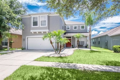 7917 Moccasin Trail Drive, Riverview, FL 33578 - MLS#: T3116285