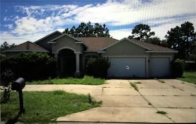 14728 Copeland Way, Brooksville, FL 34604 - MLS#: T3116345