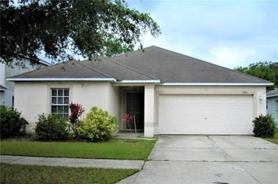 1408 Alhambra Crest Drive, Ruskin, FL 33570 - MLS#: T3116378