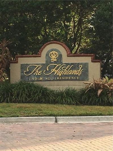 9481 Highland Oak Drive UNIT 1016, Tampa, FL 33647 - MLS#: T3116407