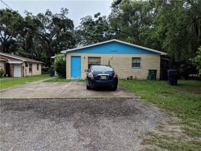 9607 N Aster Avenue UNIT AB, Tampa, FL 33612 - MLS#: T3116418
