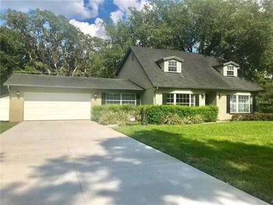509 Rollingview Drive, Temple Terrace, FL 33617 - MLS#: T3116700