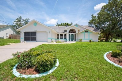 13033 Agatha Lane, Spring Hill, FL 34609 - MLS#: T3116926