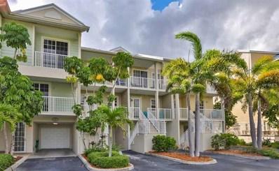 607 Bahia Beach Boulevard, Ruskin, FL 33570 - MLS#: T3117137