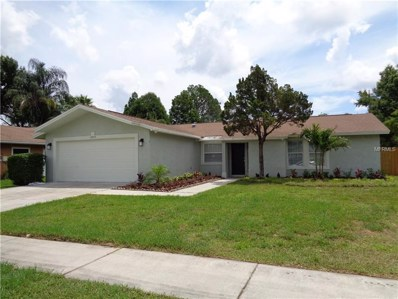 15915 Woodpost Place, Tampa, FL 33624 - MLS#: T3117166
