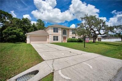 13329 Tubeck Street, Spring Hill, FL 34609 - MLS#: T3117290