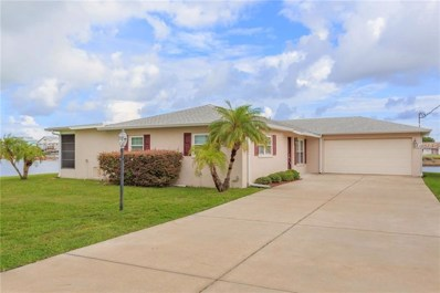 4163 Daisy Drive, Hernando Beach, FL 34607 - MLS#: T3117346