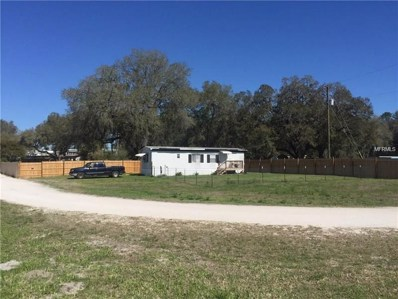 37351 Carringer Road, Dade City, FL 33523 - MLS#: T3117426