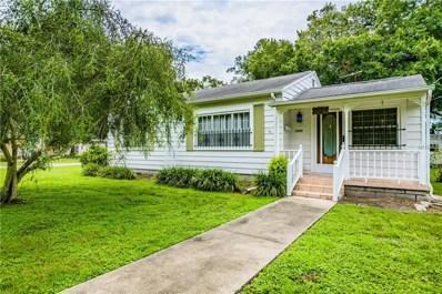 1100 W Woodlawn Avenue, Tampa, FL 33603 - MLS#: T3117842