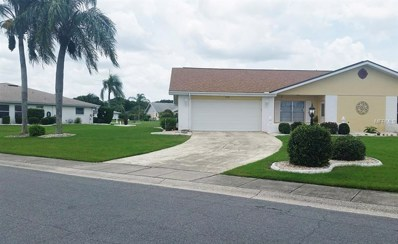 1335 Bluewater Drive, Sun City Center, FL 33573 - MLS#: T3117934