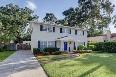 4605 W Lamb Avenue, Tampa, FL 33629 - MLS#: T3117936