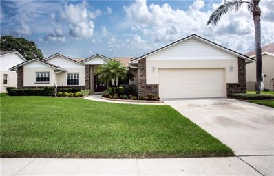2702 Crestfield Drive, Valrico, FL 33596 - MLS#: T3118024