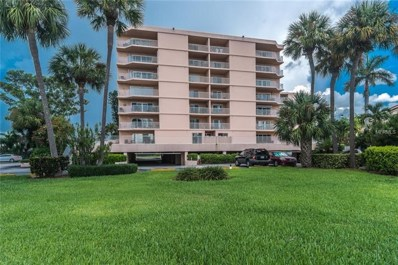 7432 Sunshine Skyway Lane S UNIT 706, St Petersburg, FL 33711 - MLS#: T3118055