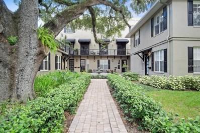 1008 S Moody Avenue UNIT 2, Tampa, FL 33629 - MLS#: T3118110