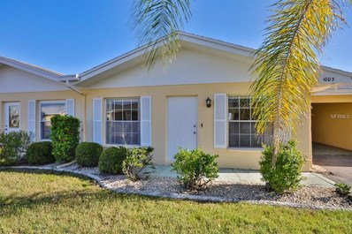 1003 Burbank Court, Sun City Center, FL 33573 - MLS#: T3118205