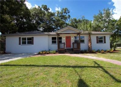 3402 N Tampania Avenue, Tampa, FL 33607 - MLS#: T3118302