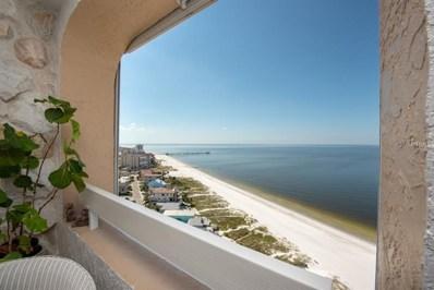 17900 Gulf Boulevard UNIT PH-B, Redington Shores, FL 33708 - MLS#: T3118321