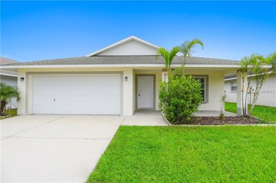 2110 Pleasure Run Drive, Ruskin, FL 33570 - MLS#: T3118380