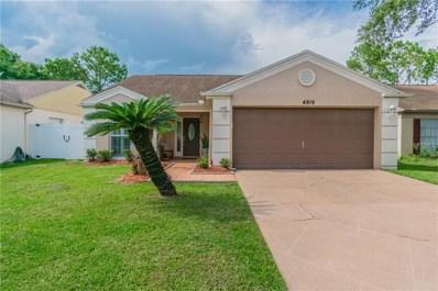 4916 Cypress Trace Drive, Tampa, FL 33624 - MLS#: T3118467