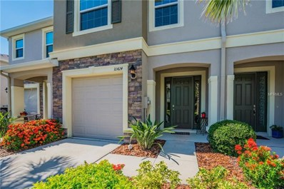 10424 Yellow Spice Court, Riverview, FL 33578 - MLS#: T3118567
