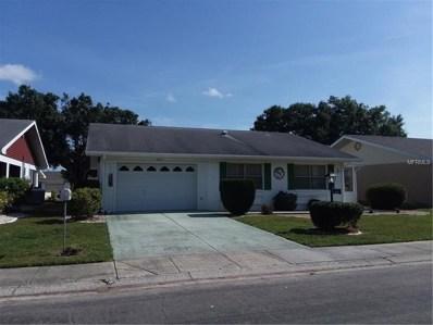 207 Rickenbacker Drive, Sun City Center, FL 33573 - MLS#: T3118612
