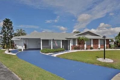 1706 Amhurst Circle, Sun City Center, FL 33573 - MLS#: T3118710