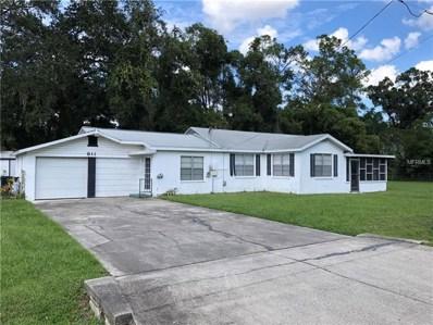 911 W Hiawatha Street, Tampa, FL 33604 - MLS#: T3118999
