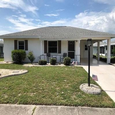 505 Rickenbacker Drive, Sun City Center, FL 33573 - MLS#: T3119043