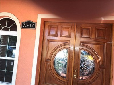 7507 Blossom Avenue, Tampa, FL 33614 - MLS#: T3119123