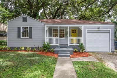 1209 E Crenshaw Street, Tampa, FL 33604 - MLS#: T3119220