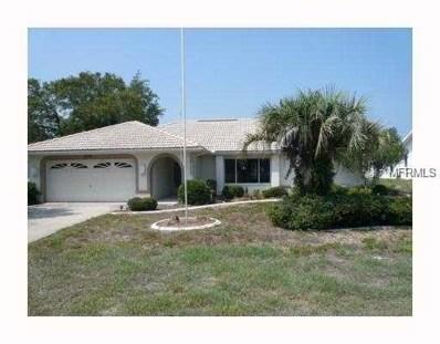 8158 Winding Oak Lane, Spring Hill, FL 34606 - MLS#: T3119248