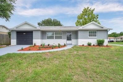 8710 Lido Lane, Port Richey, FL 34668 - MLS#: T3119351