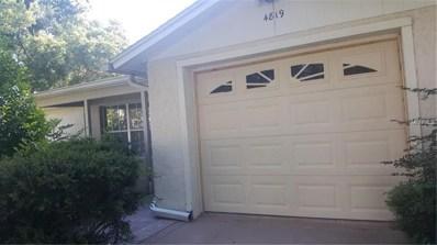 4819 Dogwood Street, New Port Richey, FL 34653 - MLS#: T3119361