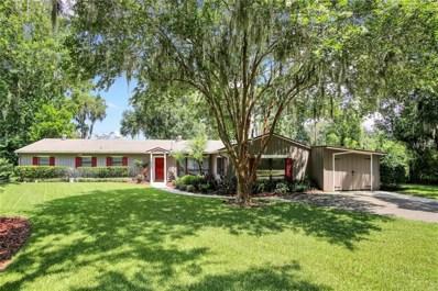 3521 Saddle Back Lane, Lutz, FL 33548 - MLS#: T3119405