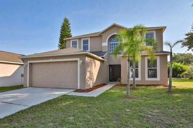 12734 Kings Lake Drive, Gibsonton, FL 33534 - MLS#: T3119465