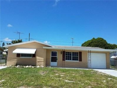 10833 Inglewood Avenue, Port Richey, FL 34668 - MLS#: T3119479