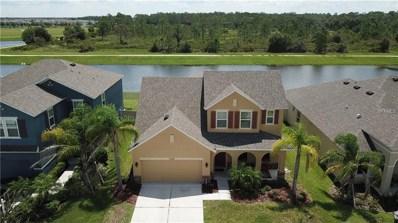 13338 Palmera Vista Drive, Riverview, FL 33579 - MLS#: T3119582
