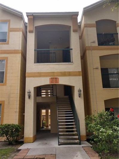 5616 Pinnacle Heights Circle UNIT 206, Tampa, FL 33624 - MLS#: T3119631