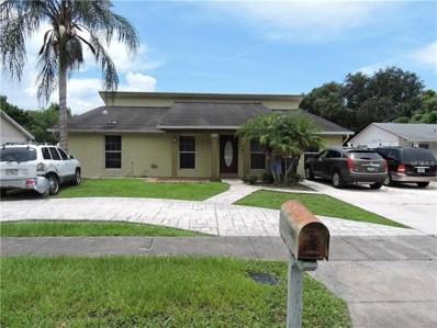 8222 Drycreek Drive, Tampa, FL 33615 - MLS#: T3119763